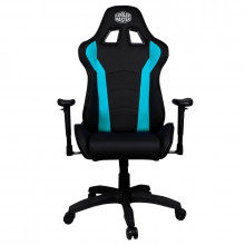 Cooler Master Caliber R1 Gaming Chair Blue
