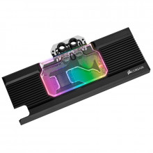 CORSAIR Waterblock pour carte graphique Hydro X Series XG7 RGB 20-SERIES (2080 FE Rev.B)