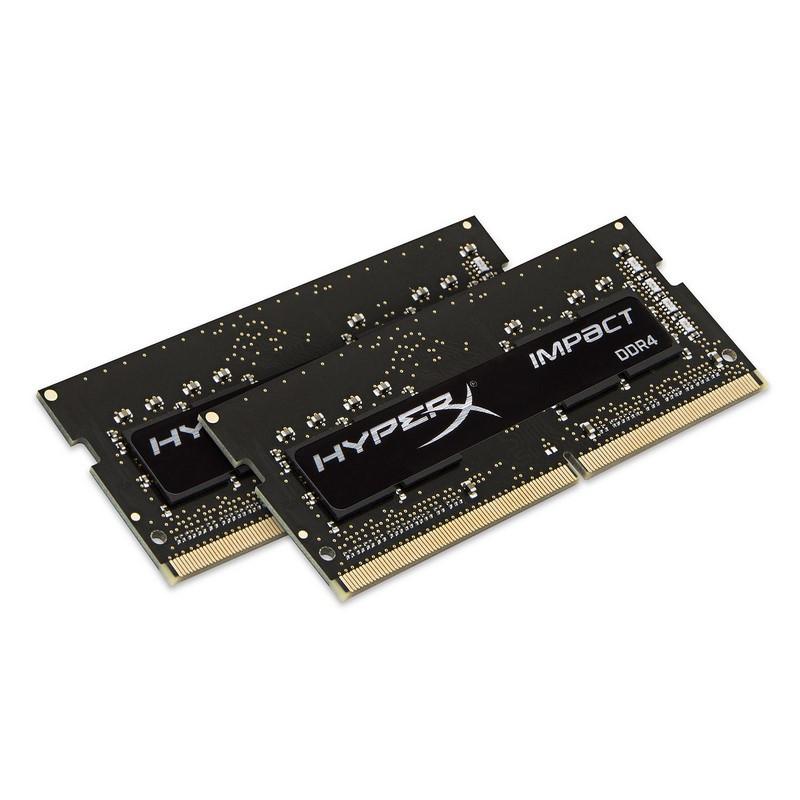 HyperX Impact SO-DIMM 16 Go (2 x 8 Go) DDR4 3200 MHz CL20