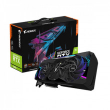 Gigabyte Aorus GeForce RTX 3080 MASTER 10GB GDDR6X PCI-Express Graphics Card