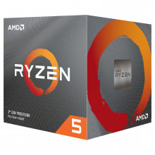 AMD RYZEN5 3500X Socket AM4 4.1Ghz+32MB
