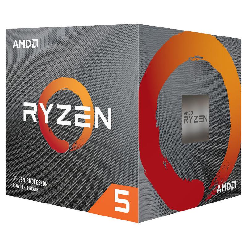AMD RYZEN5 3500X Socket AM4 4.1Ghz+32MB