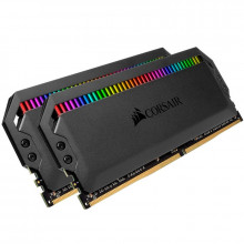 Corsair Dominator Platinum RGB 32 Go (2x 16Go) DDR4 3000 MHz CL15