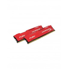 RAM HyperX Fury Red DDR4 2133MHz 2 x 8Go