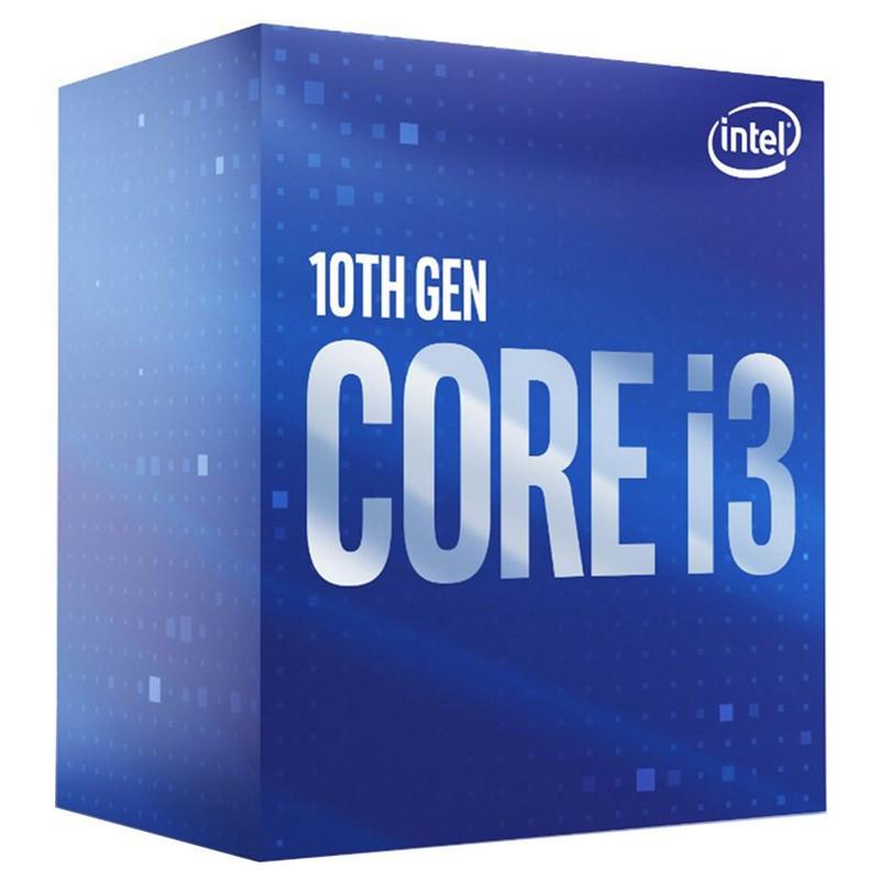 Intel Core i3-10100F (3.6 GHz / 4.3 GHz)