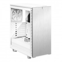 Fractal Design Define 7 Compact TG Clear Blanc