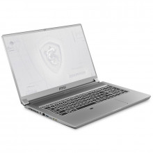 MSI WS75 10TM-486FR Workstation Argent