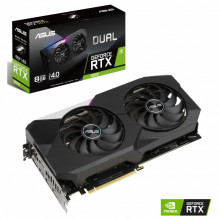 ASUS GeForce RTX 3070 Dual 8GB GDDR6 PCI-Express Graphics Card