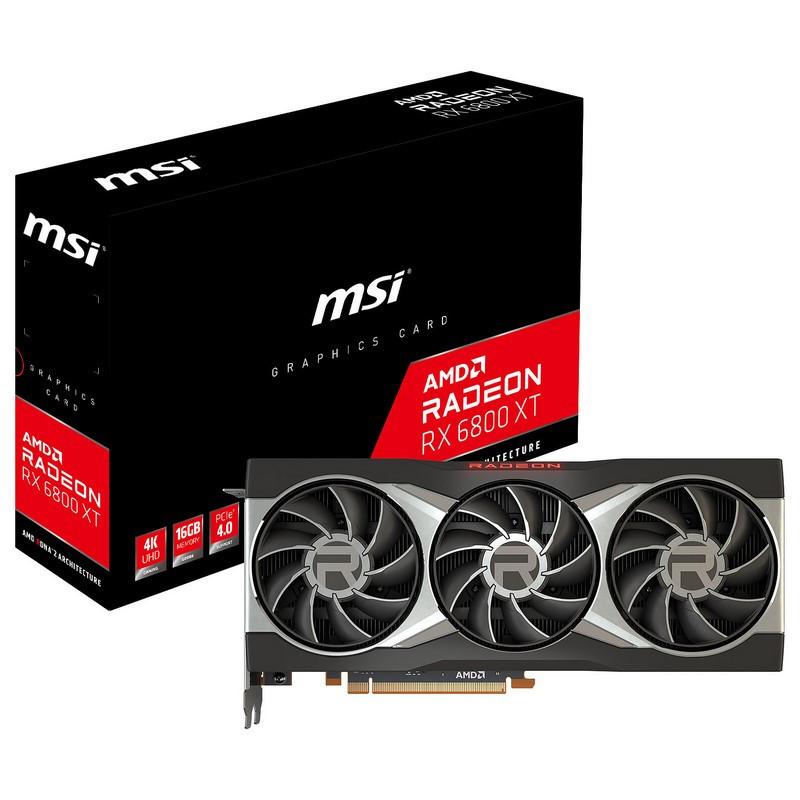 MSI Radeon RX 6800 XT 16G