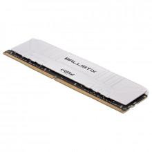 Ballistix White 8 Go (1 x 8 Go) DDR4 3200 MHz CL16