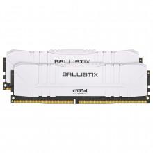 Ballistix White 32 Go (2 x 16 Go) DDR4 3200 MHz CL16