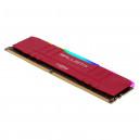 Ballistix Red RGB DDR4 16 Go 1x 16 Go 3200 MHz CL16