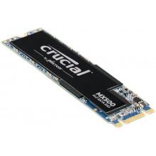 Crucial 500Go CT500MX500SSD4 SSD interne MX500-jusqu'à 560 Mo/s (3D NAND, SATA, M.2)