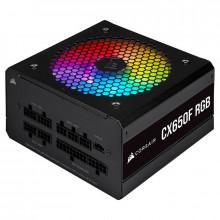 Corsair CX650F RGB 80PLUS Bronze Noir