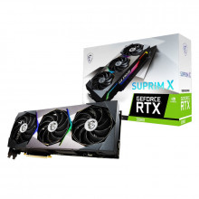 MSI GeForce RTX 3080 SUPRIM X 10G