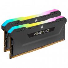 Corsair Vengeance RGB PRO SL Series 16 Go (2 x 8 Go) DDR4 3600 MHz CL18 - Noir