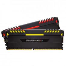 Corsair VENGEANCE® RGB 16GO (2 x 8 GO) DDR4 DRAM 2666MHz C16