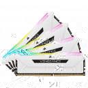 Corsair Vengeance RGB PRO SL Series 32 Go (4 x 8 Go) DDR4 3200 MHz CL16 - Blanc