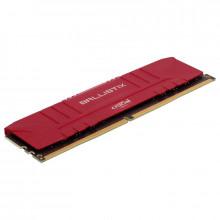 Ballistix Red 8 Go (1 x 8 Go) DDR4 3200 MHz CL16