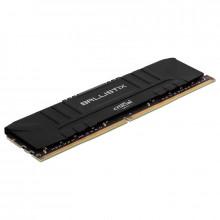 Ballistix Black 8 Go (1 x 8 Go) DDR4 3600 MHz CL16