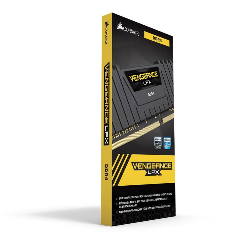 Corsair Vengeance LPX Series Low Profile 8 Go (1x 8 Go) DDR4 3200 MHz CL16