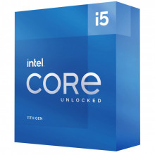Intel Core i5-11600K (3.9 GHz / 4.9 GHz)