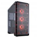 Corsair Crystal Series 570X RGB ATX — Rouge