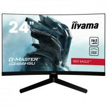 "iiyama 23.6"" LED - G-MASTER G2466HSU-B1 Red Eagle"