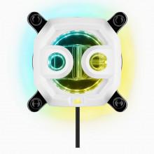 Corsair Hydro X Series XC7 Waterblock CPU RGB - Blanc