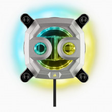 Corsair Hydro X Series XC7 Waterblock CPU RGB - Argent