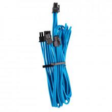 Câbles PCIe (connecteur double) - bleu