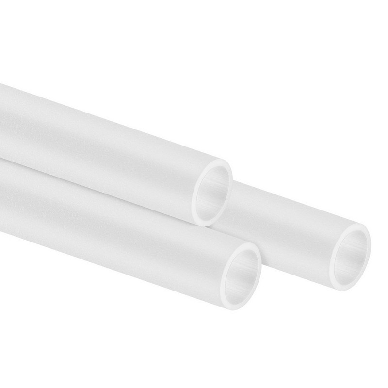 Corsair Hydro X Series XT Hardline Tuyaux rigides 10/12 mm - Satin Blanc - 1 m (x3)