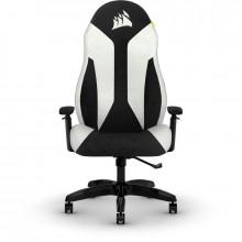 Corsair Fauteuil gaming TC60 FABRIC - Blanc