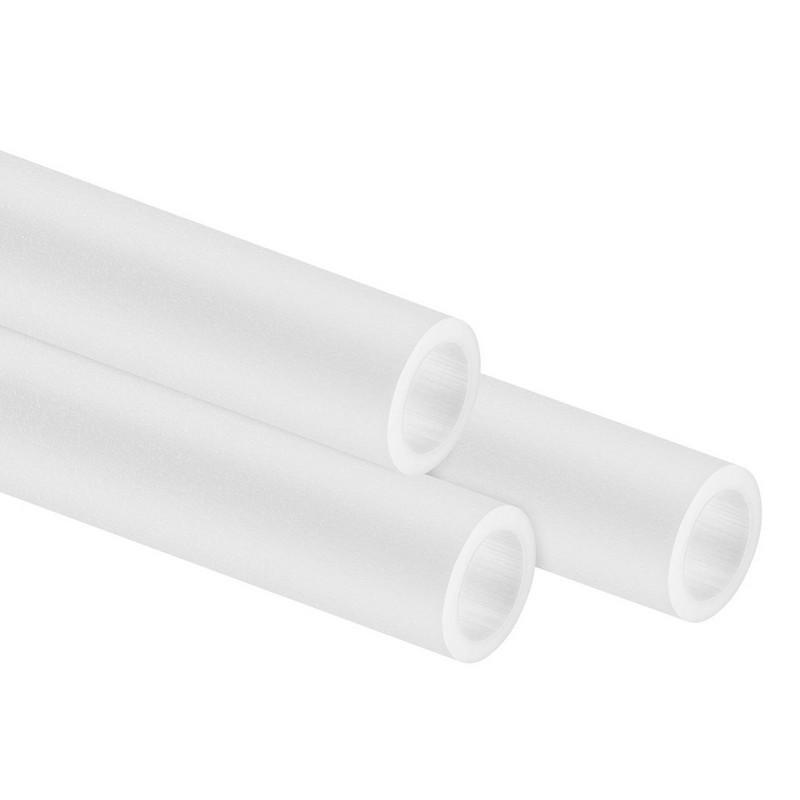 Corsair Hydro X Series XT Hardline Tuyaux rigides 10/14 mm - Satin Blanc - 1 m (x3)