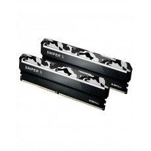 RAM G.Skill Sniper X DDR4 3000 MHz 2 x 8Go