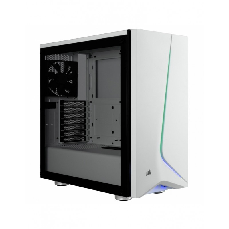 Corsair Carbide Spec-06 Rgb TG Atx Blanc