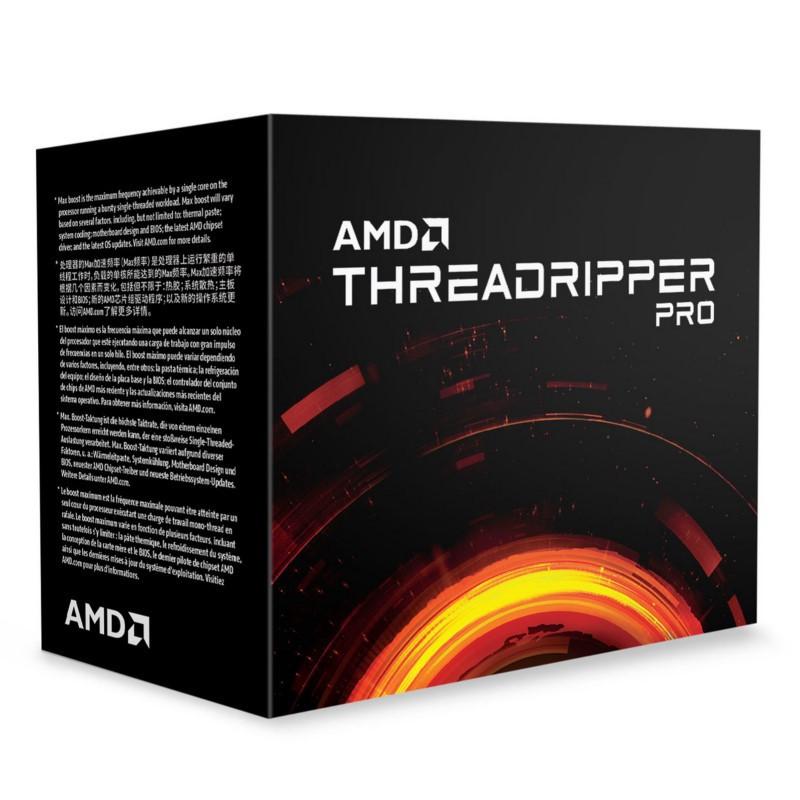 AMD Ryzen Threadripper PRO 3955WX (4.3 GHz Max.)