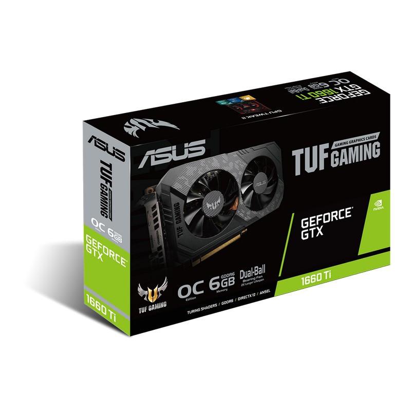 ASUS TUF GTX1660TI-T6G-EVO-GAMING