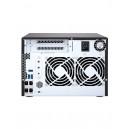 NAS QNAP 6 Baies/3.4Ghz/4G/4xGLan/4xUSB3.0/TS-673-4G