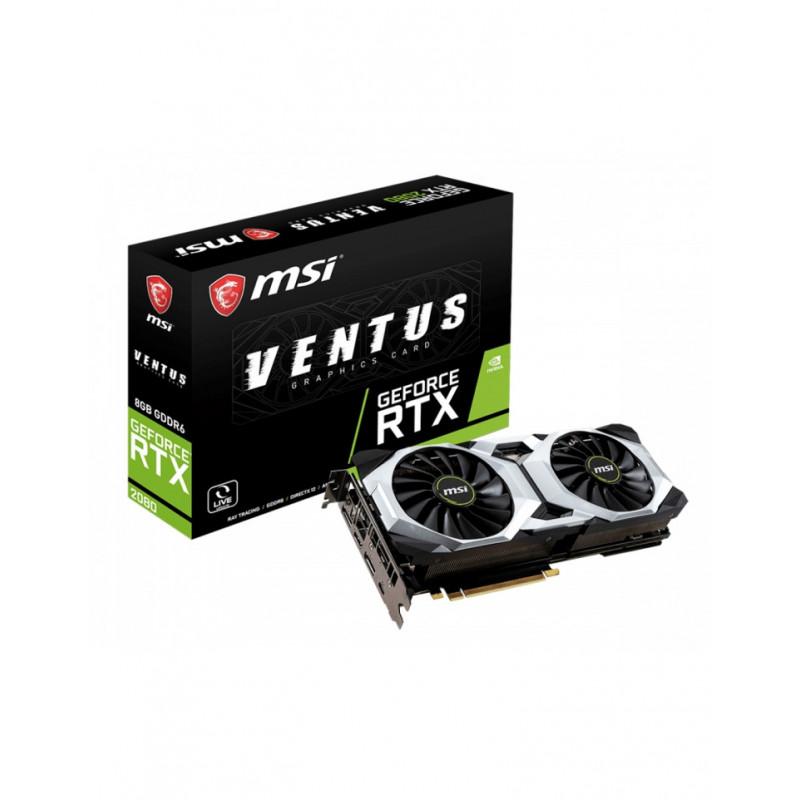 MSI RTX 2080 VENTUS 8 Go