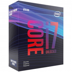 Intel Core i7 9700KF (3.6 GHz / 4.9 GHz)