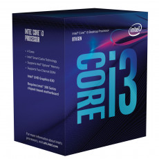 INTEL i3 8100 Coffee Lake LGA1151 3.6Ghz/6M BX80684I38100