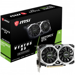 MSI GeForce GTX 1650 VENTUS XS 4G OC
