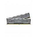 BALLISTIX SPORT LT DDR4 2666 16Go 2x8Go Gray...