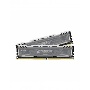 DDR4 2666 16Go 2x8Go BALLISTIX SPORT LT Gray...