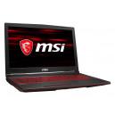"MSI GL63-8RD-671FR i7-8750/15.6""/16G/1T+256G/1050Ti/W10"