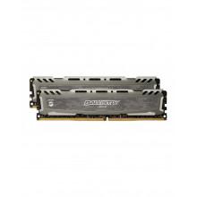 DDR4 3200 Mhz 16Go 2x8Go BALLISTIXSPORT LT Grey...