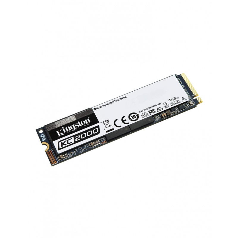 SSD KINGSTON KC2000 250Go NVMe M.2 2280 SKC2000M8/250G