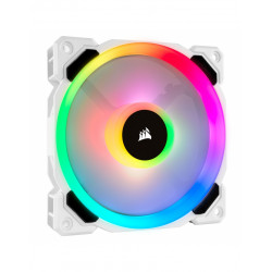 CORSAIR LL120 Pro LED RGB 120mm Blanc