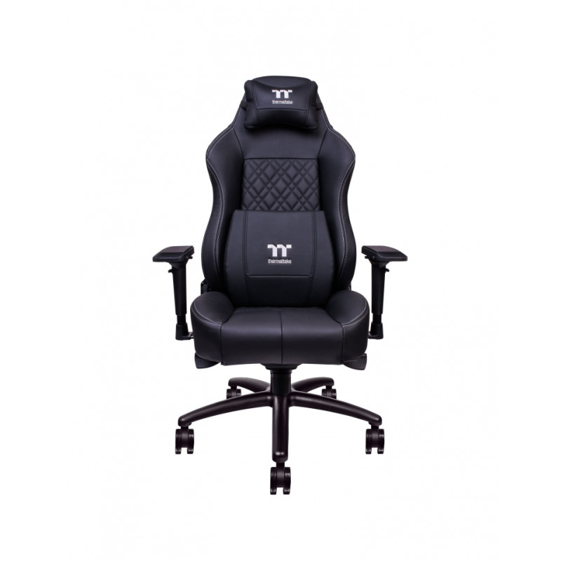 Tt eSPORTS by Thermaltake X Fit Real Leather (noir)